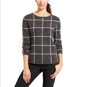 Athleta Dakota Merino Wool Pullover Sweater Size L